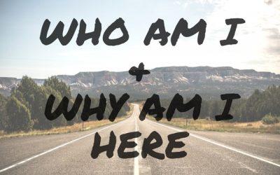 How do I know Who I am?