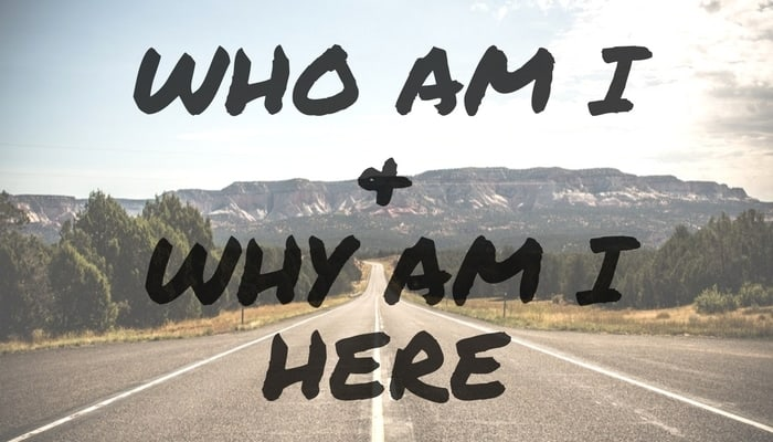 How do I know Who I am?